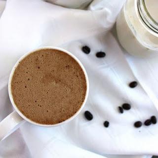 Cinnamon Bulletproof Coffee.
