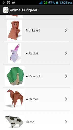 無料娱乐Appの動物折り紙|記事Game