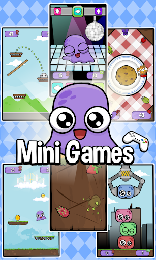 Moy 2 🐙 Virtual Pet Game screenshot 4