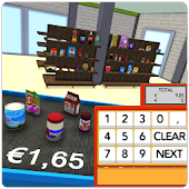 Kids Self Scan Supermarket Sim