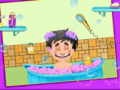 Tải Super Hero Toilet Time Bathtub APK