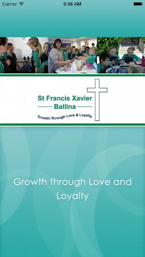St Francis Xavier PS Ballina