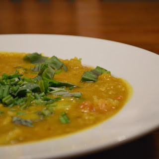 Meatfree Monday Mulligatawny