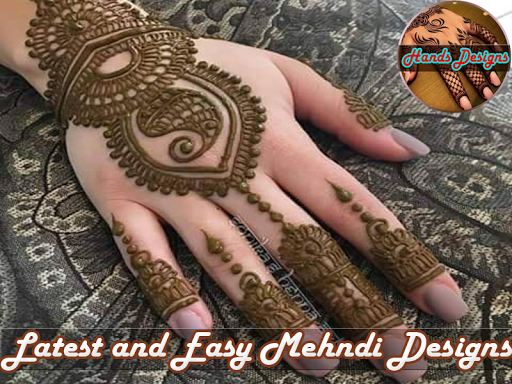 New Mehndi Designs 2018 1.3 screenshots 5