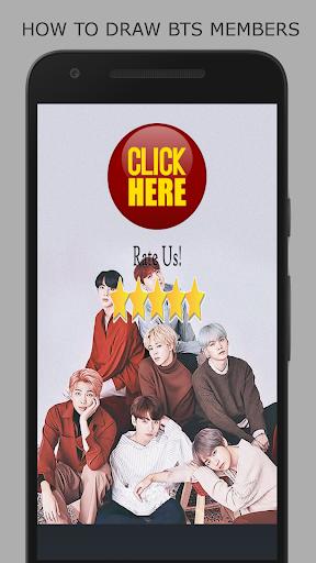 How To Draw BTS Members 1.1 screenshots 2
