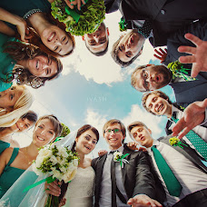 Wedding photographer Volodymyr Ivash (skilloVE). Photo of 20.05.2014