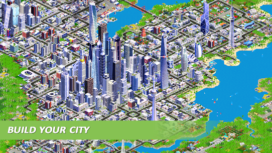Designer City: building game MOD APK (Unlimited Gold) 1