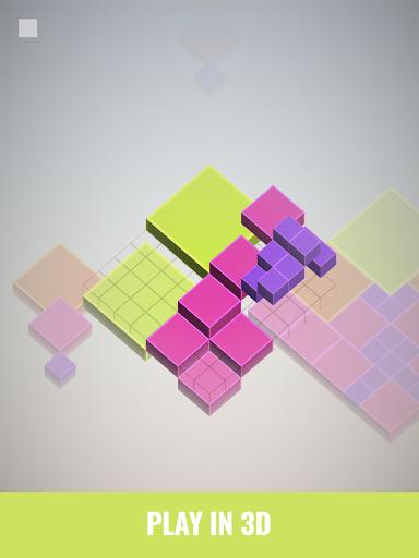 Isometric Squares - puzzle u00b2  screenshots 9