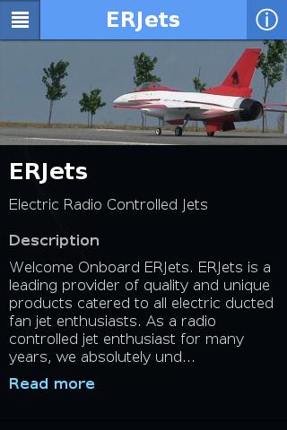 ER Jets Shop