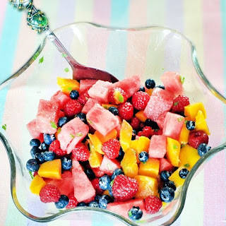 Addictive Fruit Salad Recipe