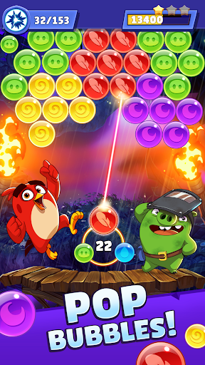 Angry Birds POP Blast 1.10.0 screenshots 3