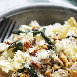 Healthy Creamy Pasta Sauces Recipes.