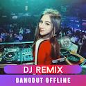 DJ Remix Dangdut Offline icon