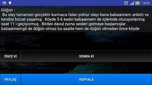 Ürküten Olaylar screenshot 6