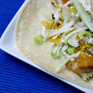 Baked Tilapia Fish Tacos