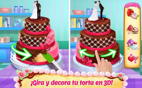 Pastelero de Verdad en 3D Mod