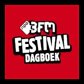 NPO 3FM Festivaldagboek
