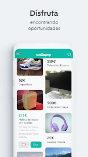 Wallapop Screenshot