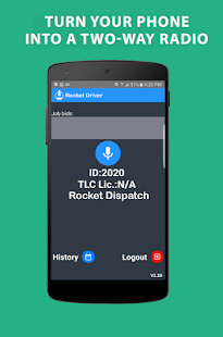 Rocket Dispatch Screenshot