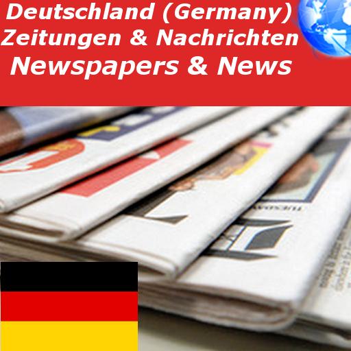 德國報紙和新聞 新聞 App LOGO-硬是要APP