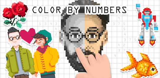 Pixel Box - Color by Number & Art Pages APK