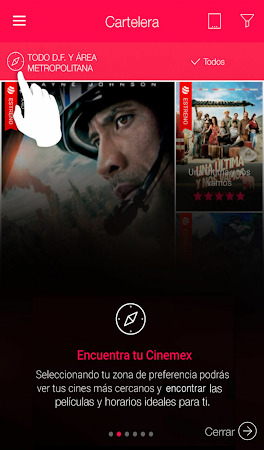 Cinemex 2.0.6 screenshot 236945