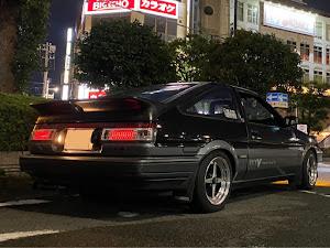 スプリンタートレノ  GTV(昭和60年式)のカスタム事例画像 銀次郎さんの2020年07月14日19:37の投稿