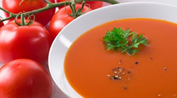 Low salt tomato soup