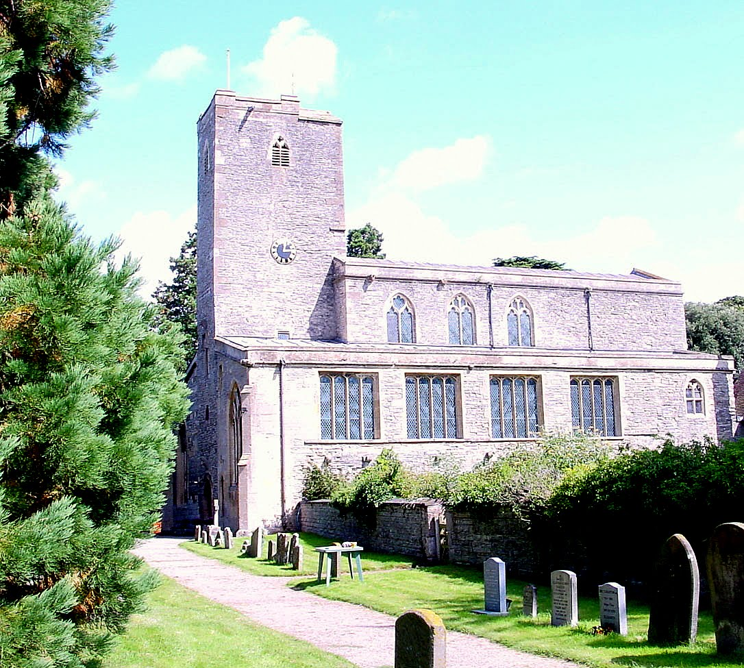Photo: 22 August 2009: Field trip to the Parish Church of St Mary, Deerhurst (c.804).