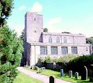 Photo: 22 August 2009: Field trip to the Parish Church of St Mary, Deerhurst (c.804).