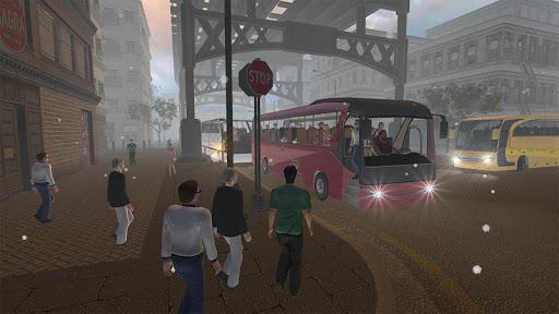 Coach Bus Simulator 2019: New bus driving game 2.0 screenshots 6