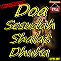 Doa Sesudah Shalat Dhuha icon