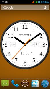 Light Analog Clock LW-7 PRO - náhled
