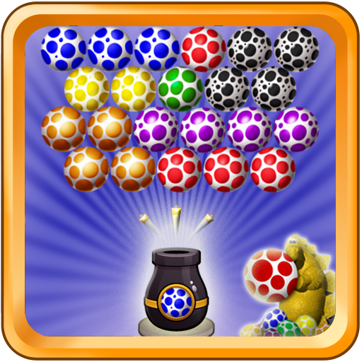 Bubble Shooter - Egg Shoot ! (game)