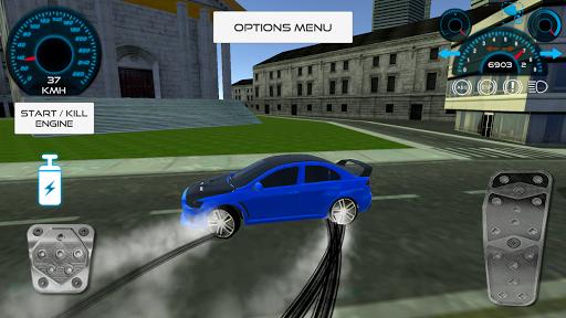 Evo Lancer Drift City screenshot 25
