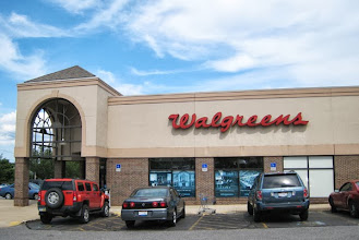 Photo: On the hunt for the perfect green #nailpolish base and white and black polishes for detailing, I headed to my local #Walgreens.