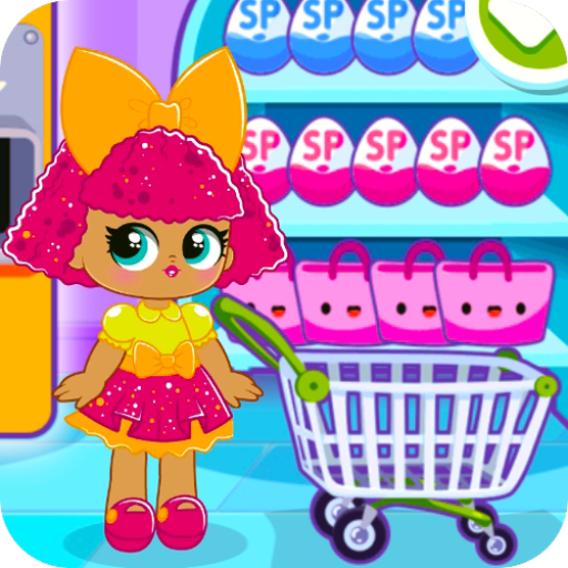 LOL Games - Grocery Store Supermarket Surprise Egg Android APK Download Free By V3 Games
