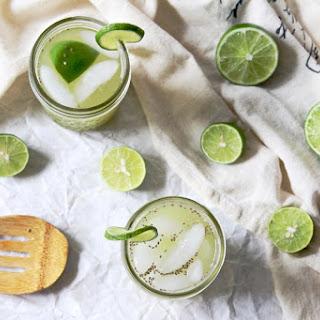 Matcha Green Tea Limeades.