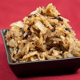 Jicama Hash Browns Recipe