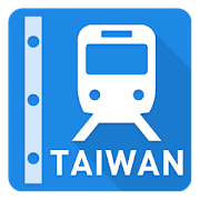 Taiwan Rail Map - Taipei