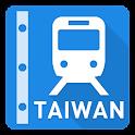 Taiwan Rail Map - Taipei icon