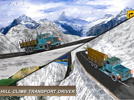 Off Road Truck – Hill Station 1.1 screenshot 1655908