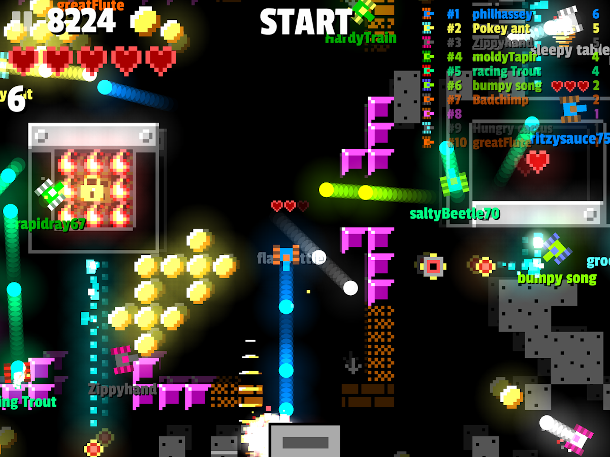 TANKOUT- screenshot