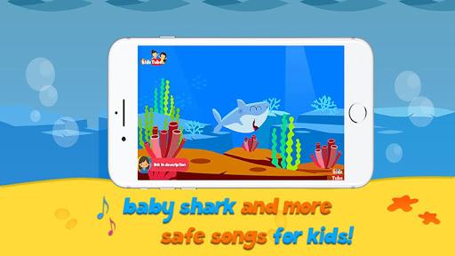 KidsTube - Safe Kids App Cartoons And Games 1.9 screenshots 3