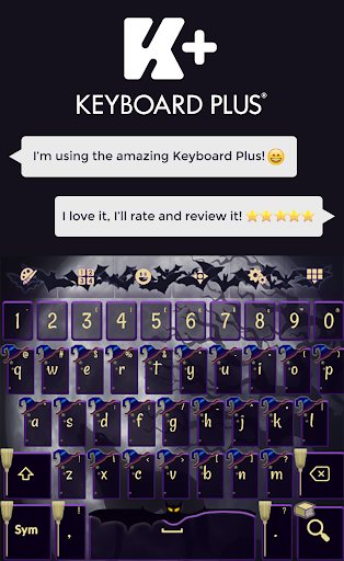 Keyboard Plus Halloween HD