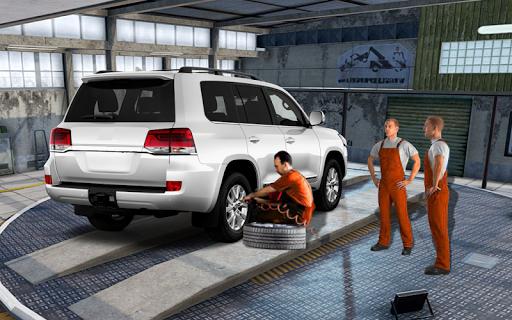 Prado Car Wash Service: Modern Car Wash Apk 1