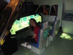 Photo: Shuttle simulator fun!!
