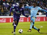 Appiah déçu après le revers contre Charleroi