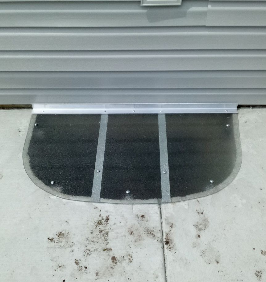 Oswego, IL-HandyManny Custom Window Well Covers
