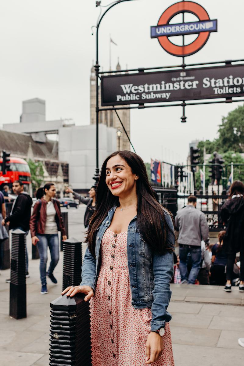 Get photos taken in London